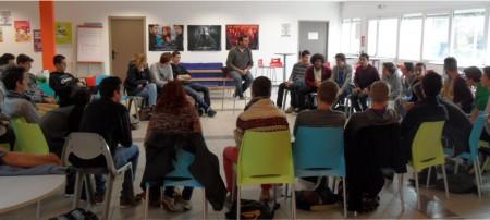 Anim. de gr. Lycée Marmande 2014 - 2