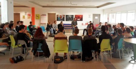 Anim. de gr. Lycée Marmande 2014