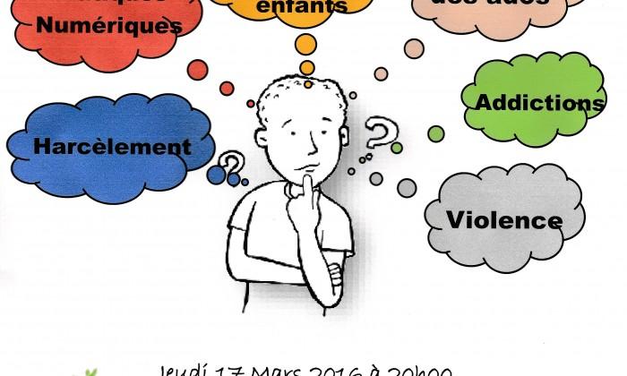 Affiche Conf Ado. 17 mars 2016