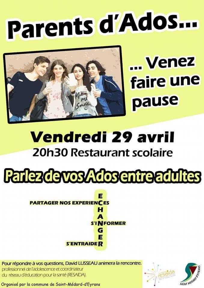 Affiche Conférence - 29 Avril 2016 - St Méd.